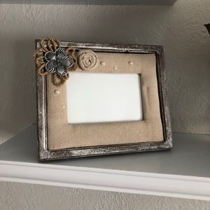 Other - Rustic 6x4 picture frame